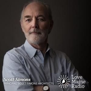 Scott Simons, principal at Scott Simons Architects