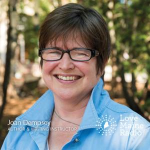 Writer and teacher Joan Dempsey