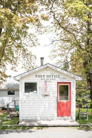 isle au haut post office