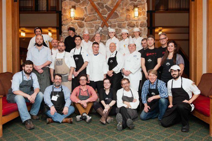 Maine Magazine Maine chefs