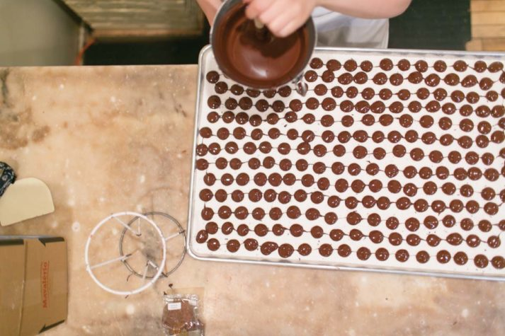 old fashioned nonpareils