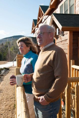 Three Meals, Three Families, One Sunday River | Maine Homes