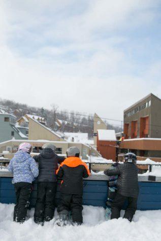 Sugarloaf Mountain ski/skate