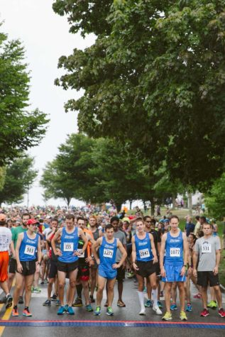 Maine Magazine | Trail to Ale 10k | Maine Running