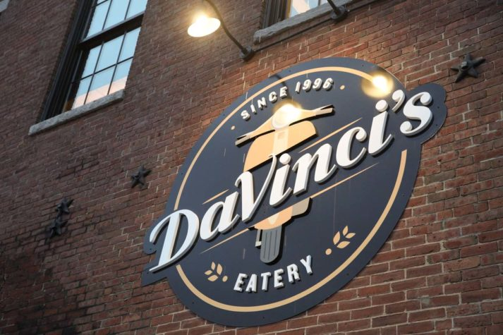DaVinci's Eatery | Lewiston | Eat Maine | Maine Magazine