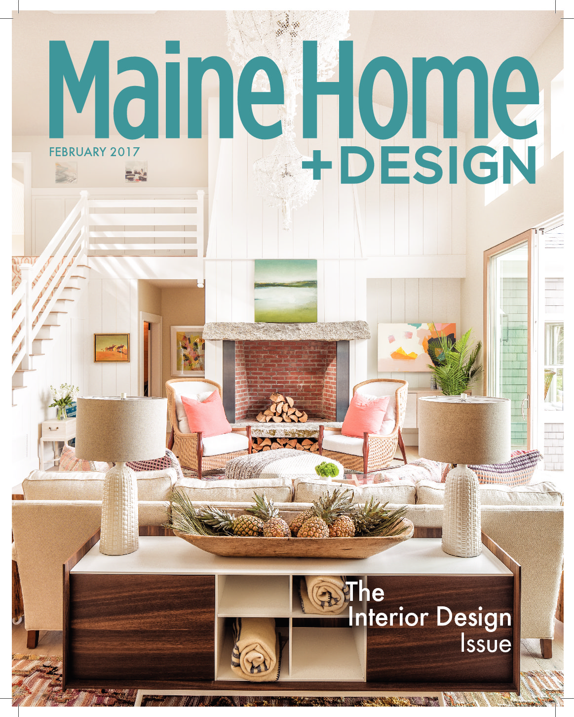 Maine Home Design Back Issues Archives