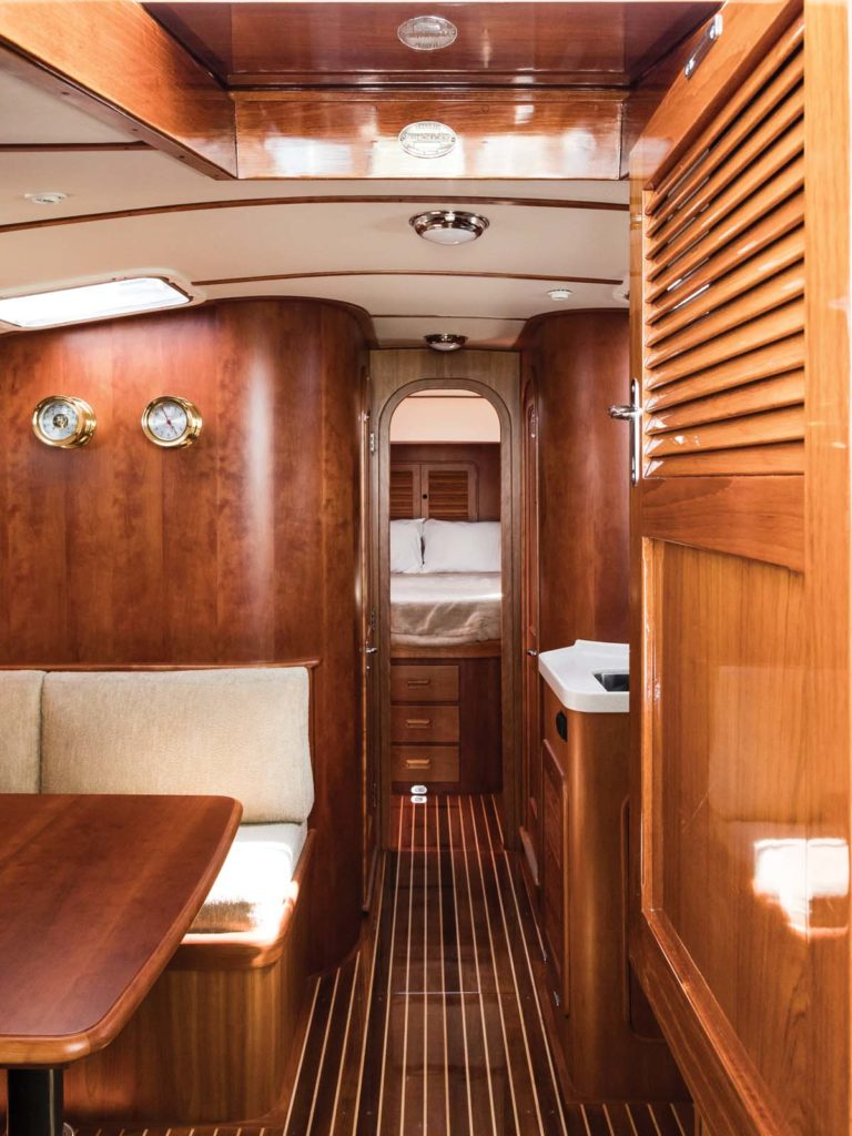 Somes Boat | Hinckley Yachts | The Maine Magazine