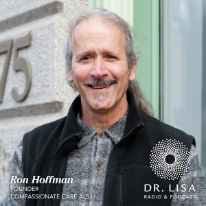 Ron Hoffman, founder and executive director of Compassionate Care ALS