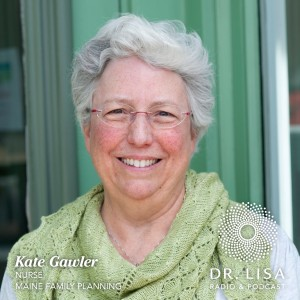Kate Gawler, nurse at Maine Family Planning in August, ME