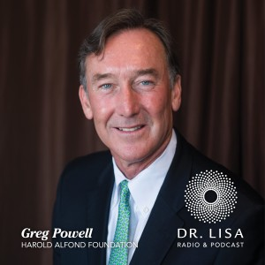 Greg Powell, Chairman of Harold Alfond Foundation