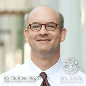 Dr. Matthew Siegel, director of the developmental disorders program of Maine Behavioral Healthcare