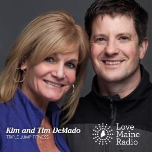 Kim and Tim DeMado of Triple Jump Fitness