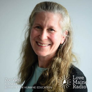 Zoe Weil, founder of the Institute for Humane Education
