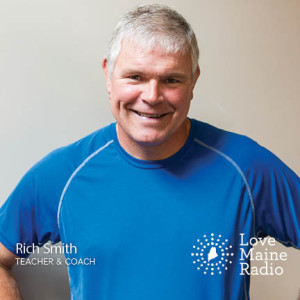 Rich Smith, fifth grade teach and sports coach in Yarmouth, Maine