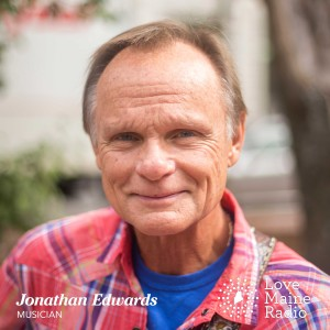 Singer-songwriter Jonathan Edwards