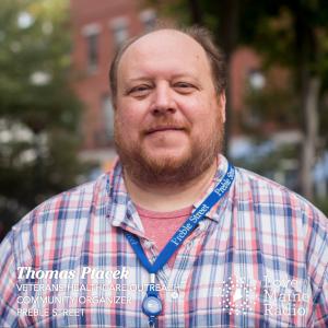 Thomas Ptacek, Preble Street's Veterans Healthcare Outreach Community Organizer