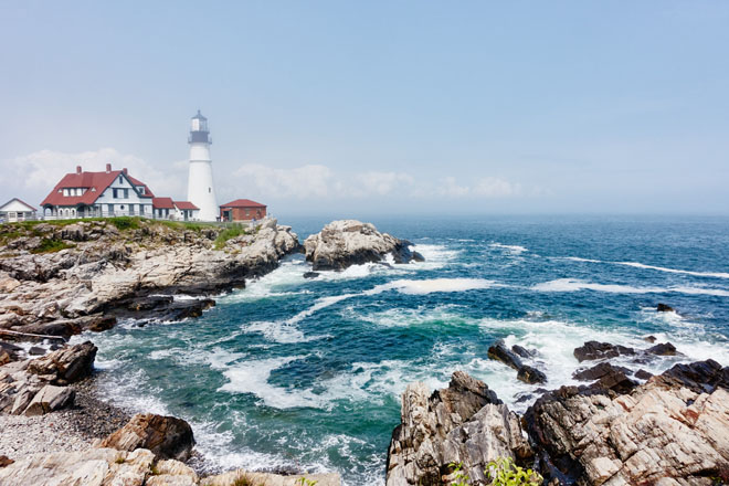 Incredible Lighthouses The Maine Mag Download Free Architecture Designs Rallybritishbridgeorg