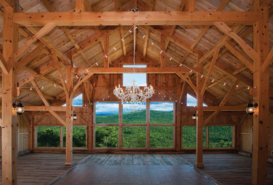 Wedding venues the maine mag granite ridge estate and barn in norway junglespirit Images