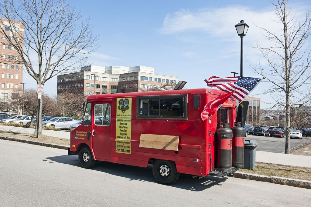 El Corazon Food Truck The Maine Mag