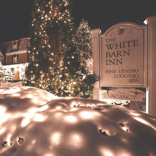The White Barn Inn Kennebunk The Maine Mag