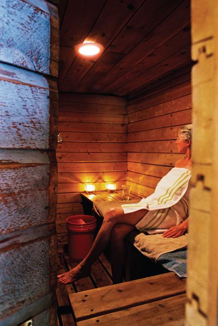 Sauna Stories - The Maine Mag