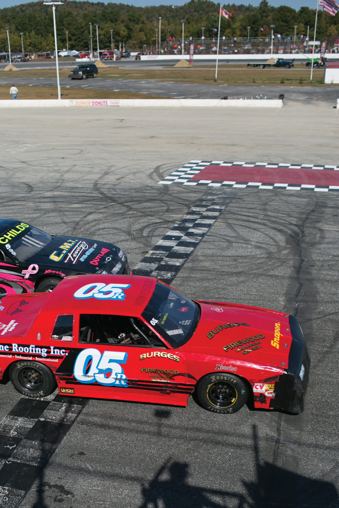 The Racing Season - The Maine Mag