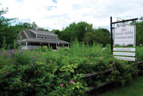 The Good Table Restaurant The Maine Mag - Good table restaurant