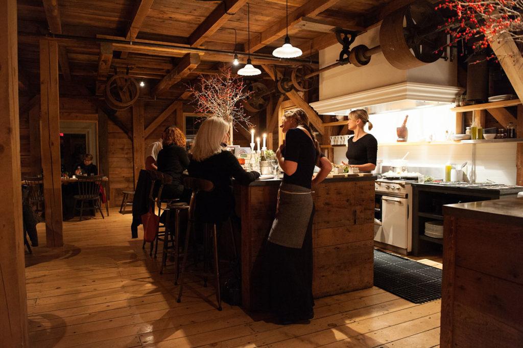 Lost Kitchen Restaurant Maine