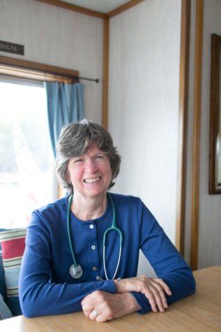 Nurse Sharon Daley on Sunbeam