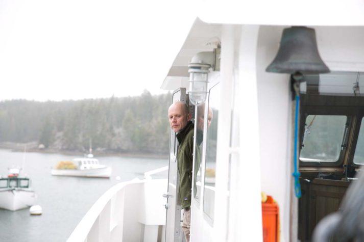 Sunbeam captain, Mike Johnson