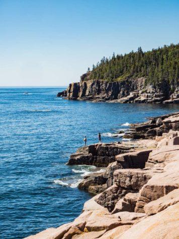 Park Loop Road Acadia National Park