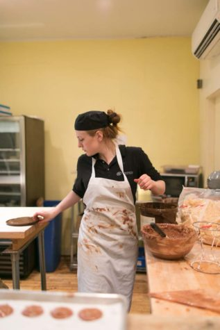 Erin Rogus, chocolatier