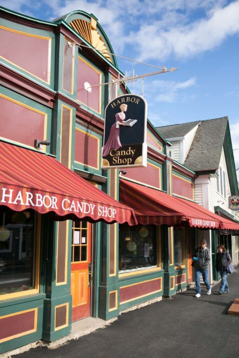 Front of Harbor Candy