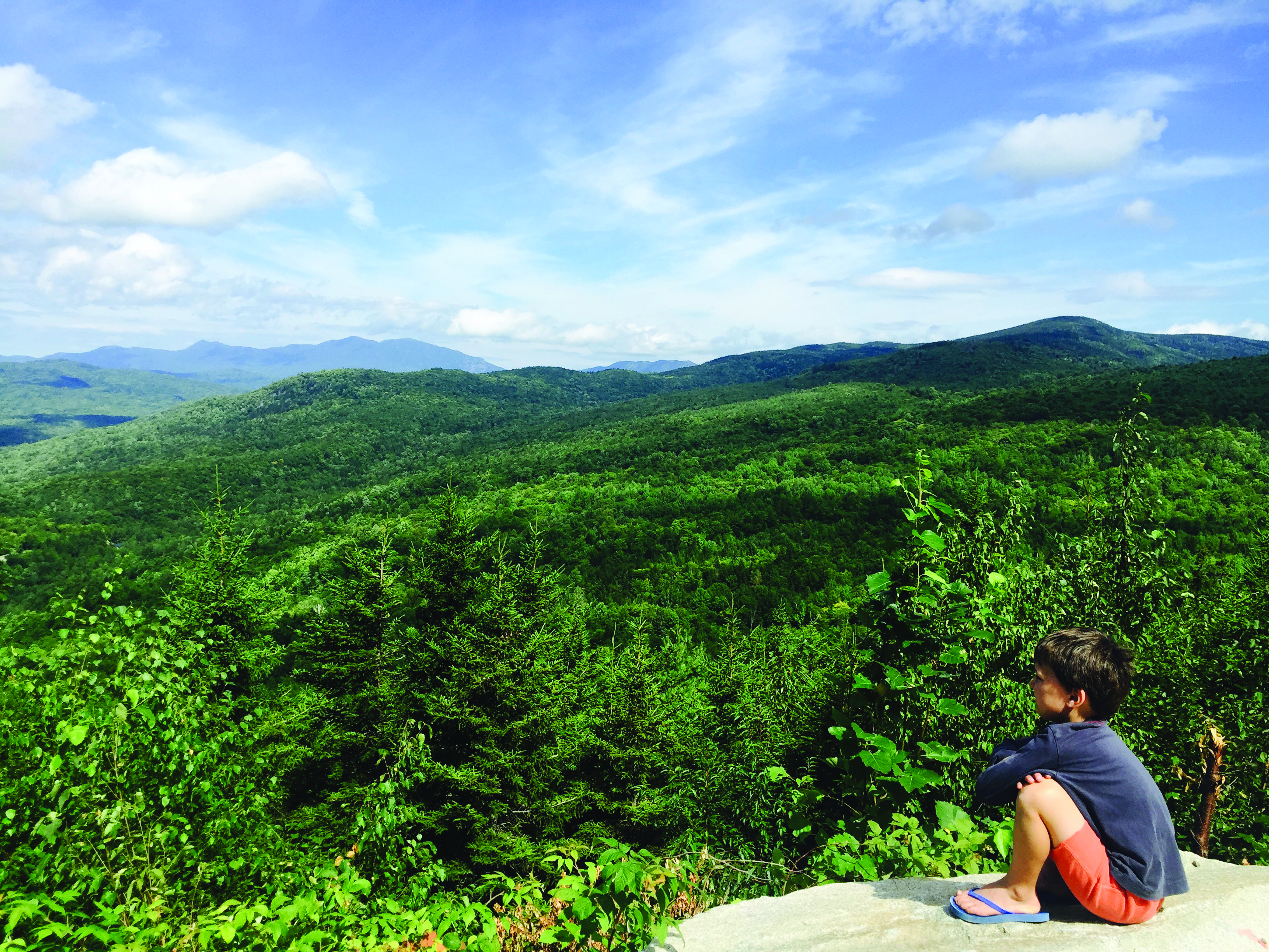 Maine Magazine Ira Mountain Sugarloaf