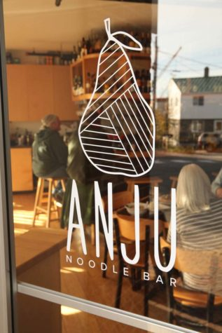 Anju Noodle Bar, maine food