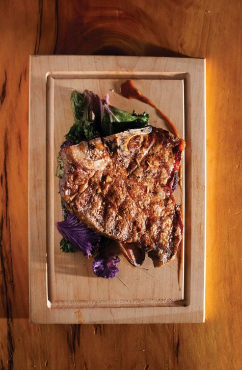 Maine Magazine 45 North Sugarloaf restaurant