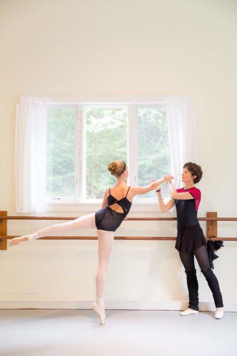 Maine Magazine | Elizabeth Drucker | The Ballet School