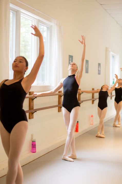 Maine Magazine | The Ballet School | Thopsham