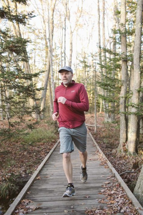 Maine Magazine | Steve Corry | Maine Running