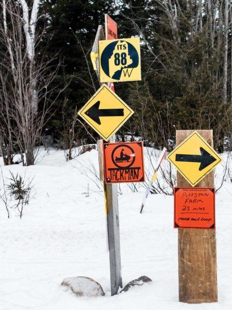 Sled Ready | Jackman | Border Riders Sportsman Club | Maine Magazine