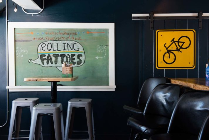 Rolling Fatties | Kingfield | Eat Maine | The Maine Magazine