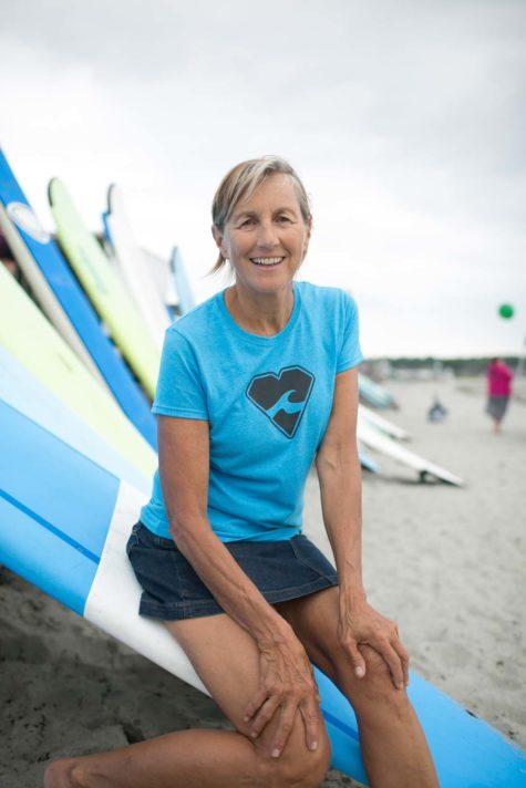 Nanci Boutet | Special Surfers
