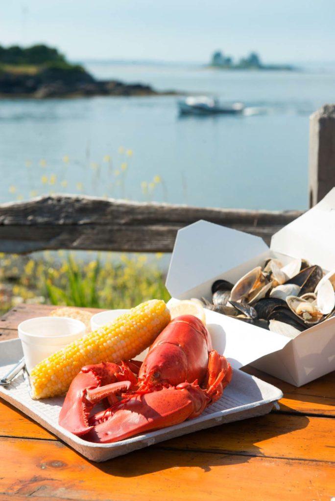 Pool Lobster Biddeford Maine Eat Maine Maine Magazine