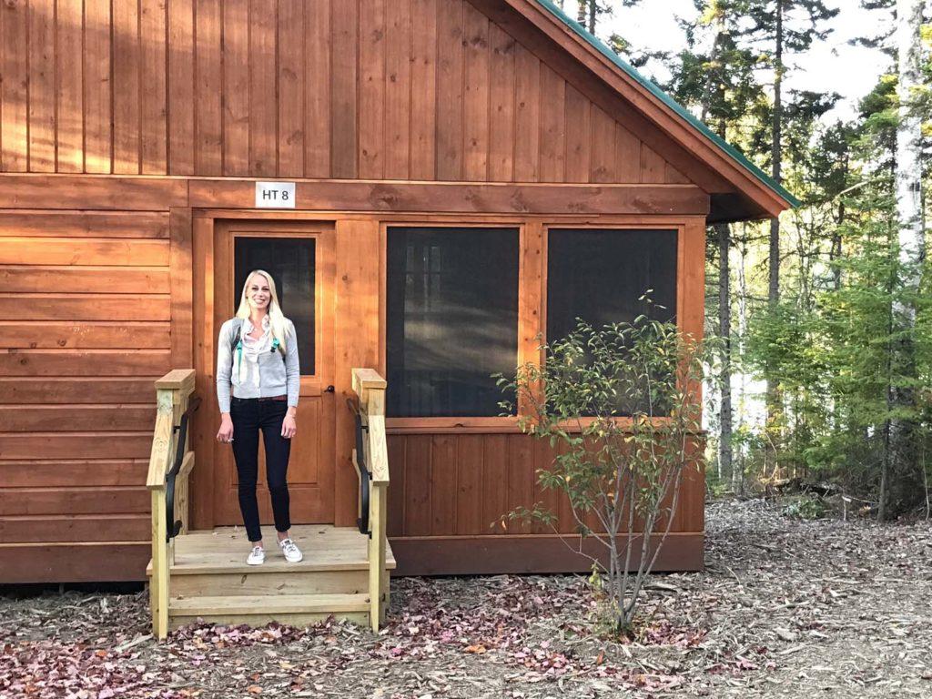 Appalachian Mountain Club\'s Medawisla Lodge - The Maine Mag