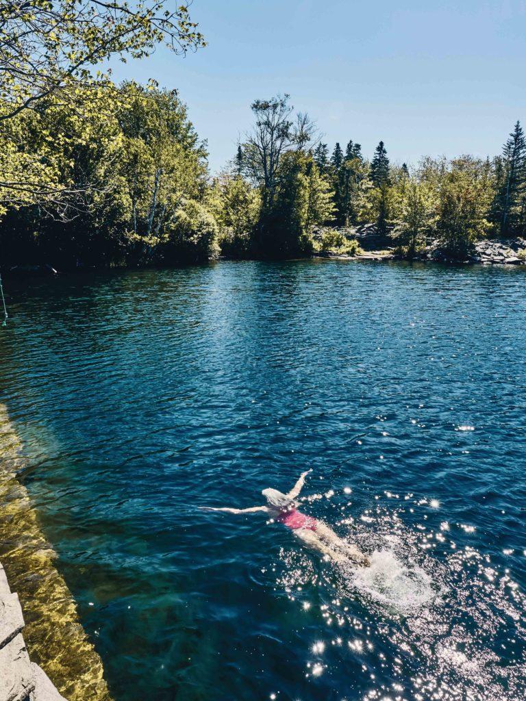Ferry, Harbor, Quarry, Love | Vinalhaven | The Maine Mag