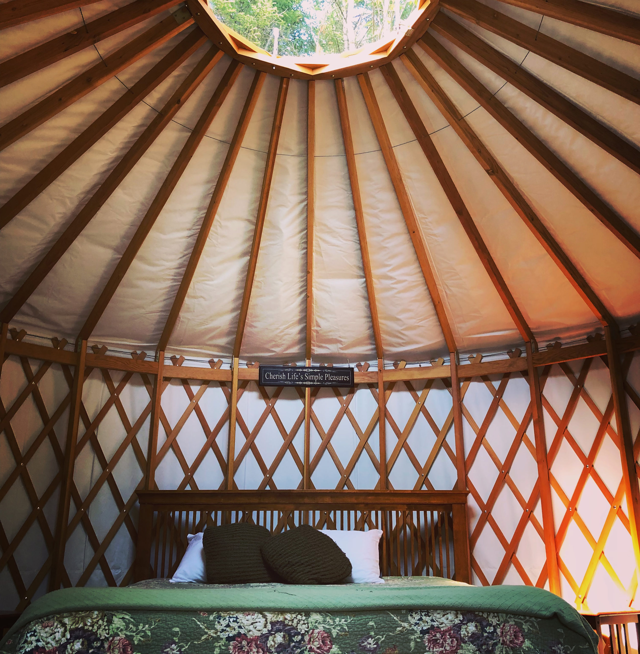 The Great Maine Glamping Guide The Maine Mag