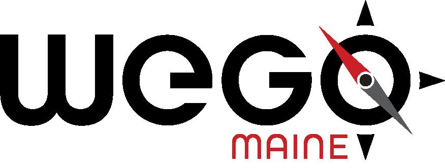 WeGo Maine logo