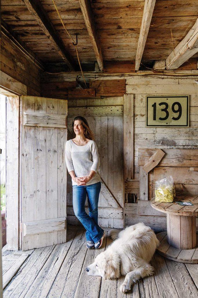 Hannah Semler, cofounder of FarmDrop.