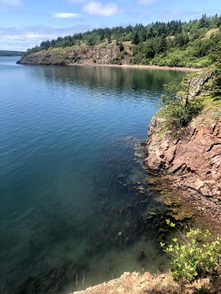 Shackford Head Maine State Park