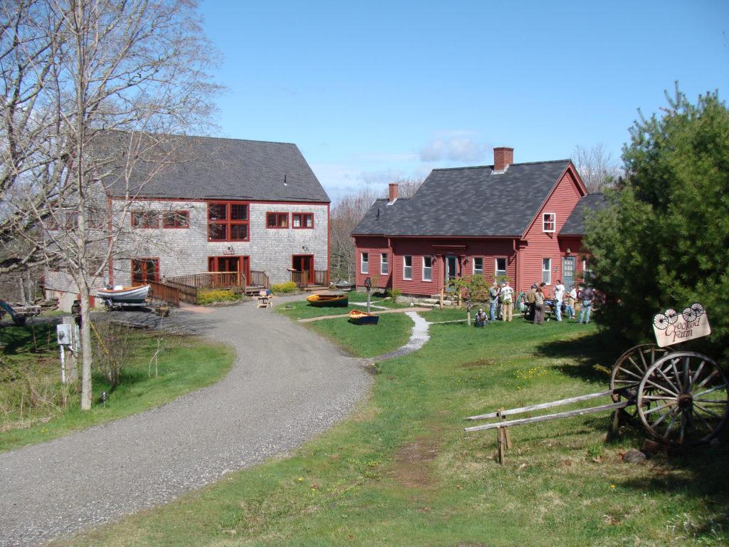 The Carpenter's Boat Shop campus